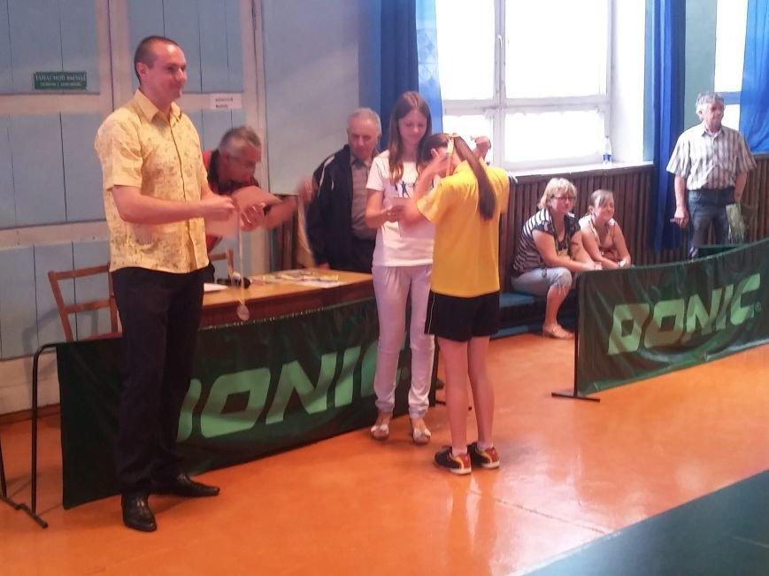 В Красноармейске прошел региональный турнир по настольному теннису, фото-2