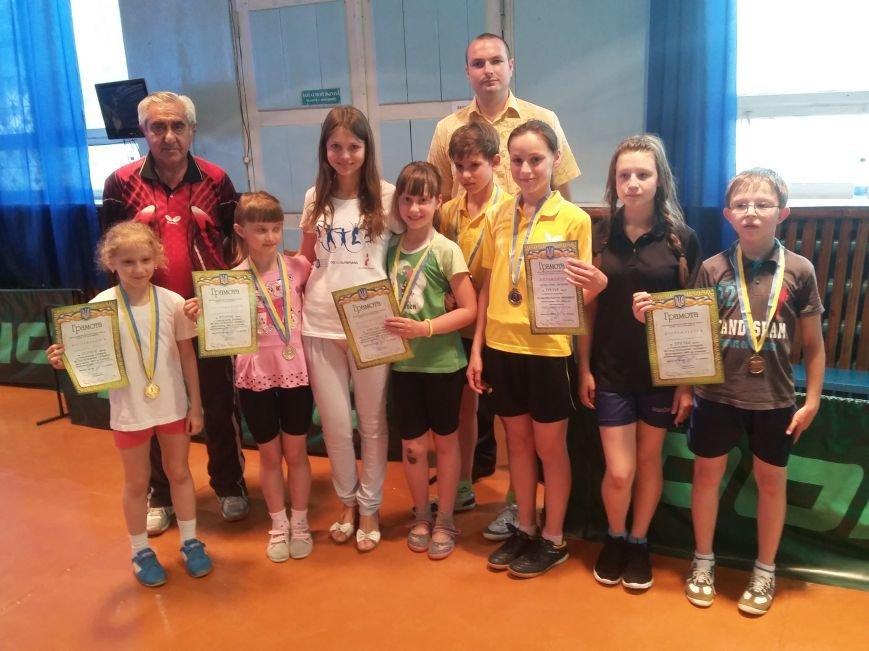 В Красноармейске прошел региональный турнир по настольному теннису, фото-3