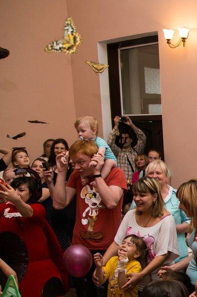 В Днепропетровске провели праздник Бабочек надежды (фото) - фото 7