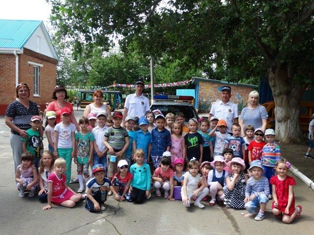 День защиты детей в детском саду № 17 (фото) - фото 9