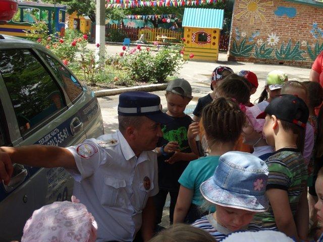 День защиты детей в детском саду № 17 (фото) - фото 7