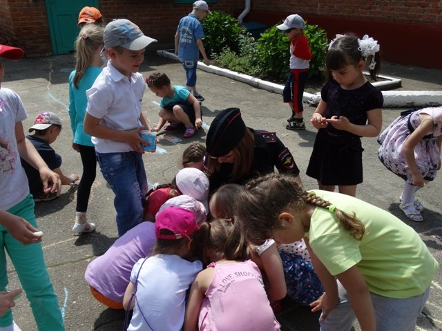 День защиты детей в детском саду № 17 (фото) - фото 1