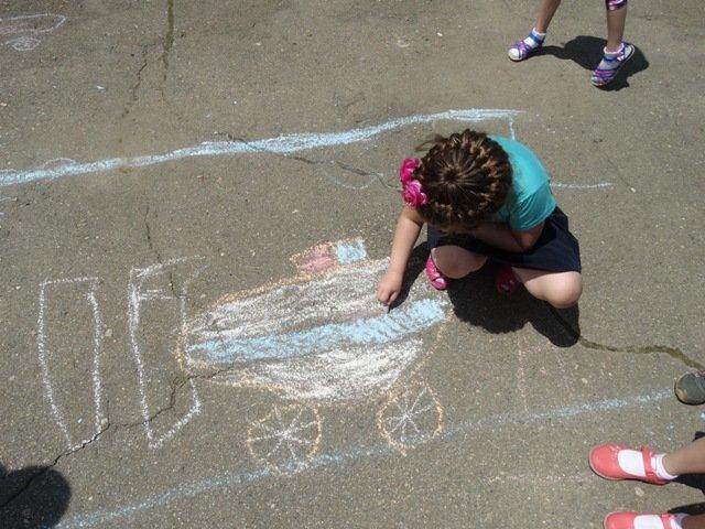 День защиты детей в детском саду № 17 (фото) - фото 2