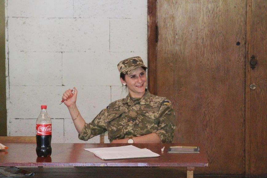 Раненые под Иловайском бойцы «Кривбасса» получили удостоверения участника боевых действий (ФОТО), фото-1