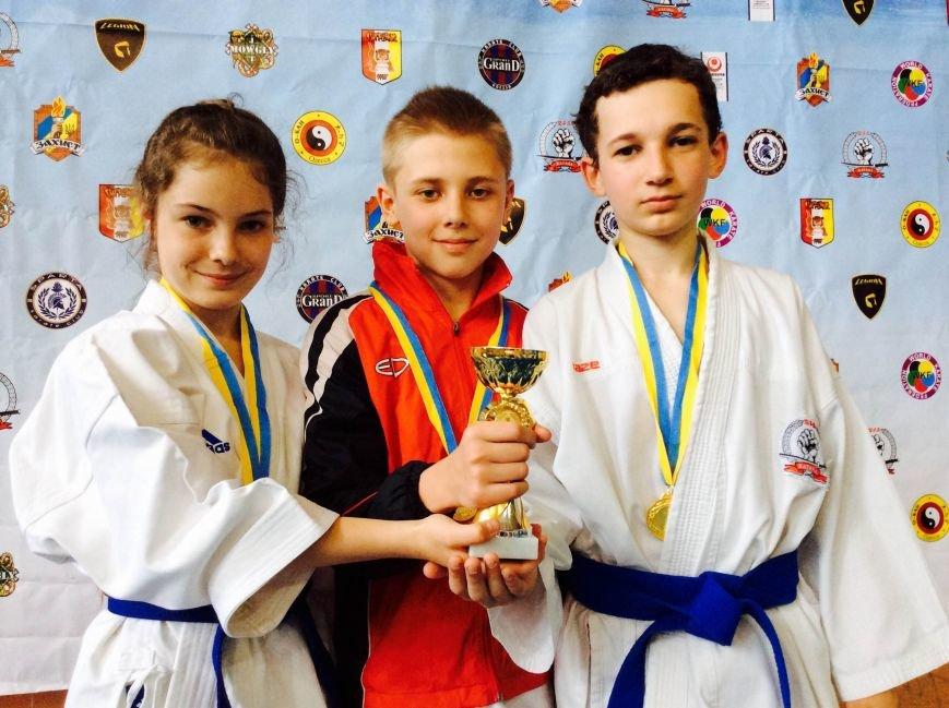 Ильичевский «Катан» вошел в тройку лучших команда в общекомандном зачете областных соревнований (фото) - фото 1