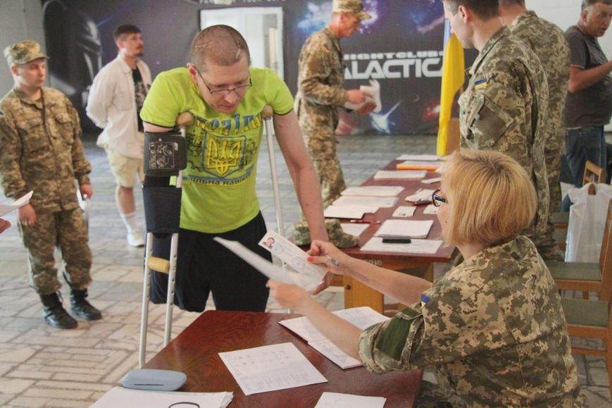 Раненые под Иловайском бойцы «Кривбасса» получили удостоверения участника боевых действий (ФОТО), фото-8
