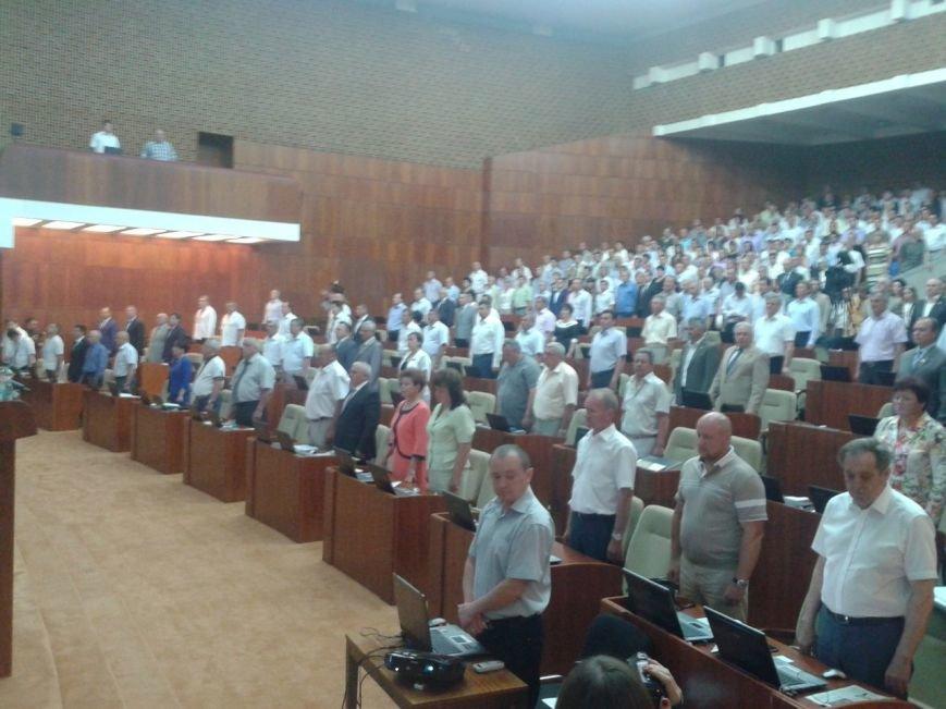 У Полтаві стартувала сесія обласної ради (фото) - фото 2