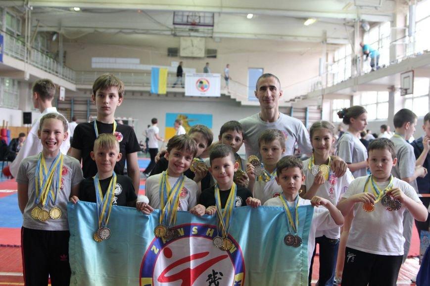 Бердянские спортсмены отлично выступили на Открытом чемпионате, фото-3