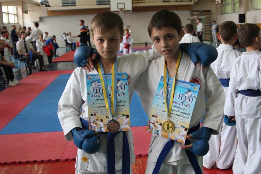Бердянские спортсмены отлично выступили на Открытом чемпионате, фото-2