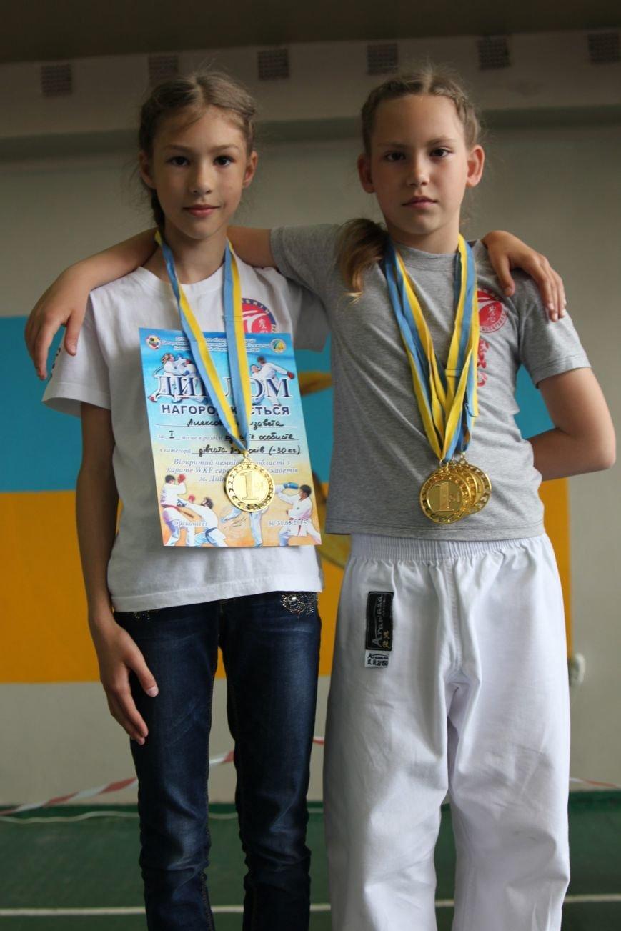 Бердянские спортсмены отлично выступили на Открытом чемпионате