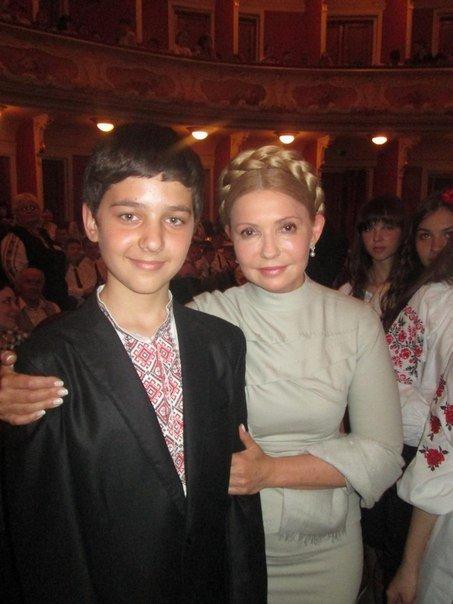 Порошенко и Тимошенко «озолотили» школьника из Николаевщины (ФОТО) (фото) - фото 3