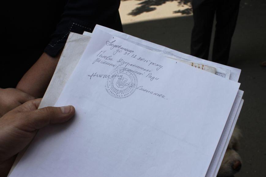 В Кривом Роге на крытом рынке милиция выявила нарушителя правил торговли и конфисковала товар (ФОТО), фото-11