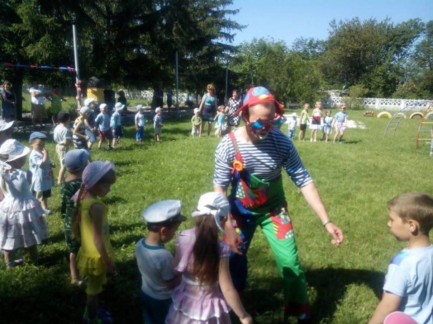 Бойцы николаевской 79-ки переоделись в клоунов, чтобы развеселить детей в зоне АТО (ФОТО) (фото) - фото 7