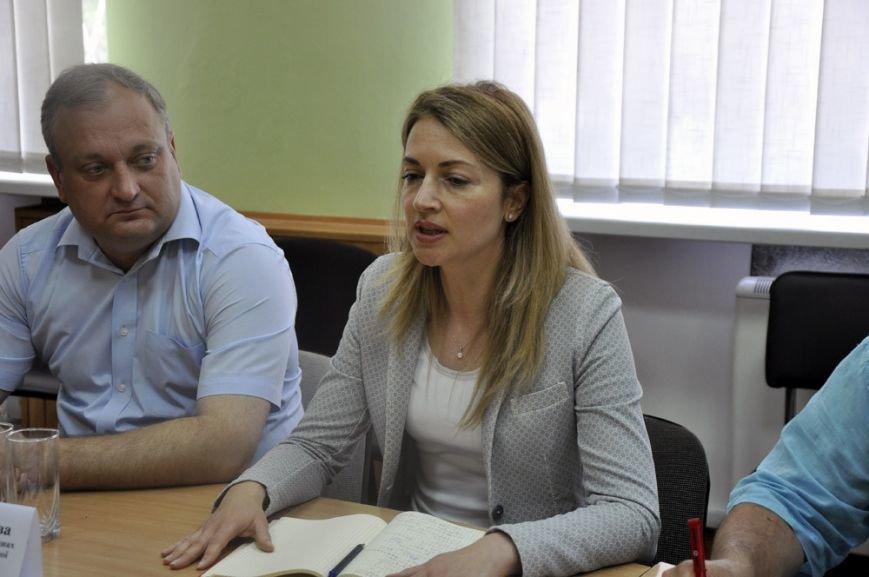 Эксперты International Trade Centre встретились с николаевскими аграриями (ФОТО), фото-2