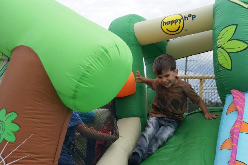Компания «Рудь» устроила грандиозный праздник для маленьких одесситов (Фоторепортаж) (фото) - фото 1