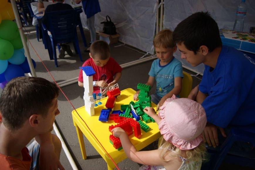 Компания «Рудь» устроила грандиозный праздник для маленьких одесситов (Фоторепортаж) (фото) - фото 3