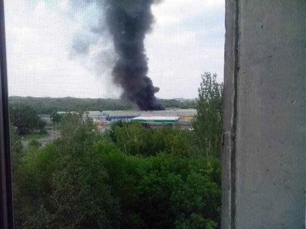 На Абакумова снаряд попал в жилой дом (ФОТО, ВИДЕО), фото-2
