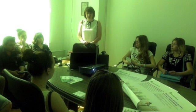 Студенты Мариупольского электромеханического техникума проходят онлайн-практику в ПриватБанке (фото) - фото 5
