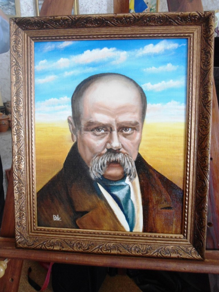 Нове ім'я серед полтавських художників (фото) - фото 1