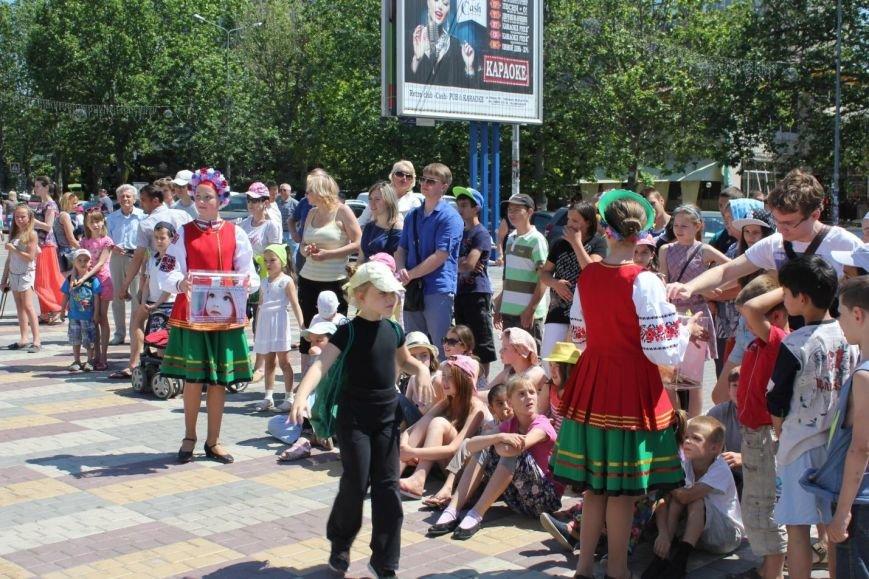 В Ильичевске отметили Международный день защиты детей. (фото) - фото 4