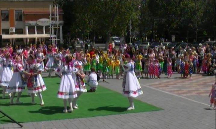 В Ильичевске отметили Международный день защиты детей. (фото) - фото 1