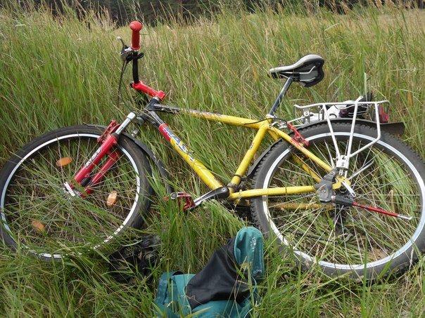 В Кременчуге украден дорогой велосипед. Владелец просит помочь ему найти его (ФОТО) (фото) - фото 1
