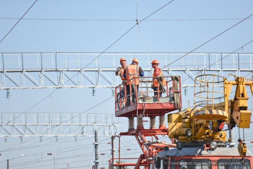Первые электропоезда начнут курсировать от Минска до Гомеля в конце 2015 года, фото-2