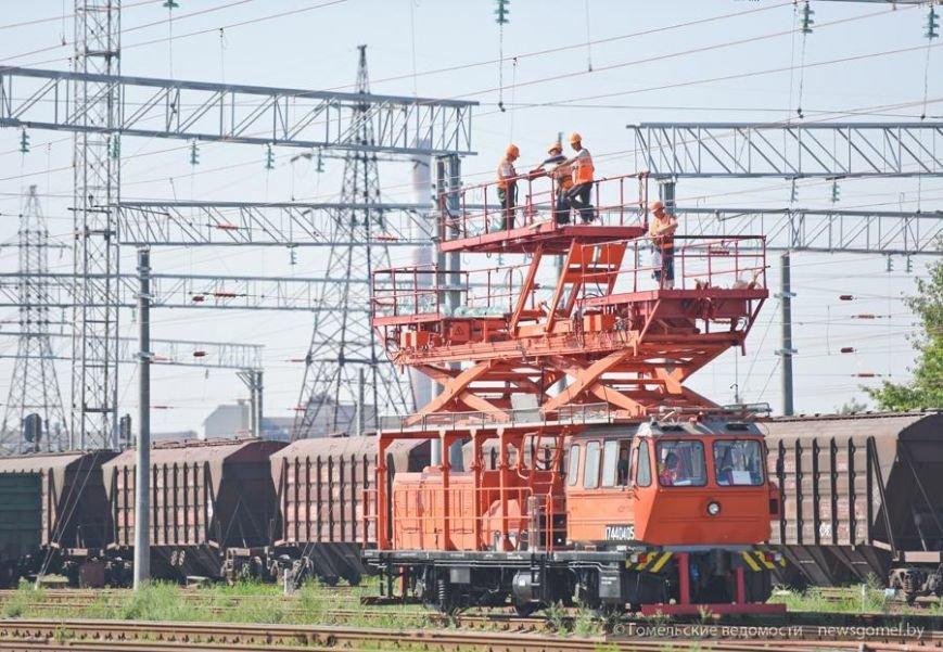 Первые электропоезда начнут курсировать от Минска до Гомеля в конце 2015 года, фото-3