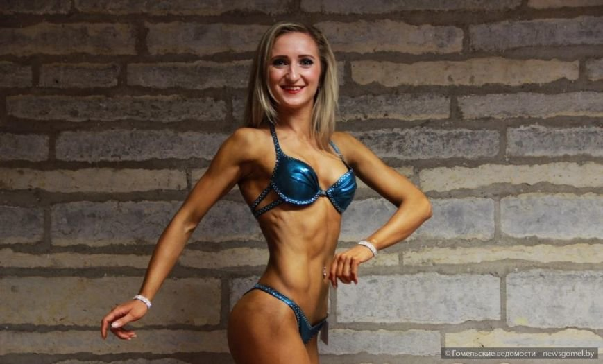 Гомельчанка заняла второе место в чемпионате Европы по фитнесу и бодибилдингу, фото-1
