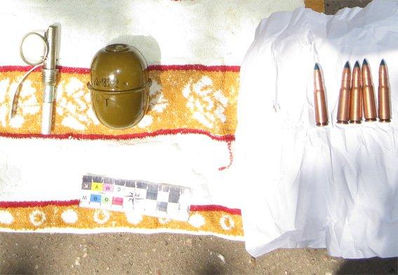 По Кировограду ходил мужчина с гранатой. ФОТО (фото) - фото 1