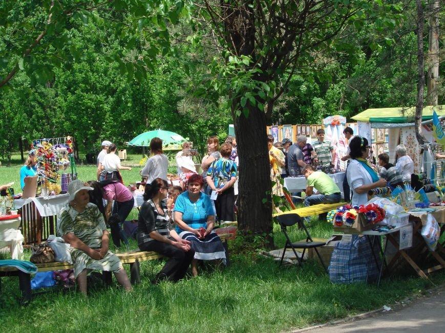 В Запорожье на один день открылся Городок народных мастеров (ФОТОРЕПОРТАЖ) (фото) - фото 1