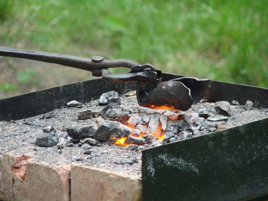 В Дубовой роще Запорожья выковали «гадкого утенка» (ФОТОФАКТ), фото-3
