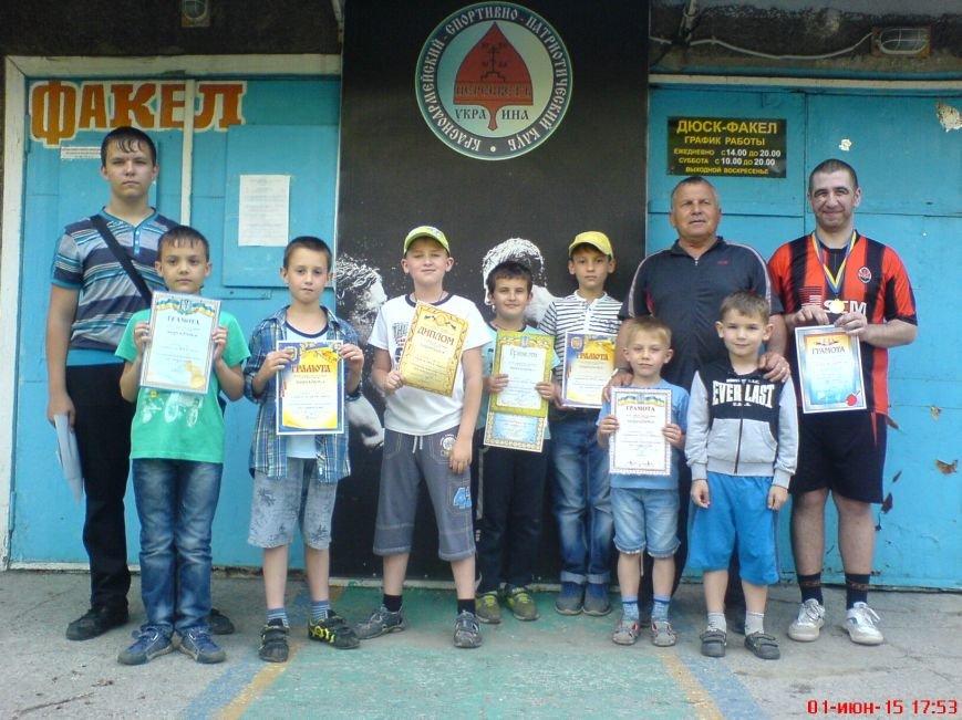 В ДЮСК «Факел» Красноармейска прошли соревнования, посвященные Дню защиты детей (фото) - фото 1