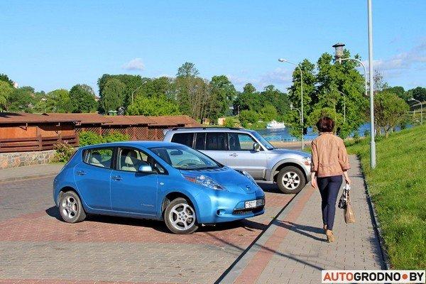 Гродненский водитель электроавтомобиля: за 100 км я плачу 12 тысяч рублей (фото) - фото 3
