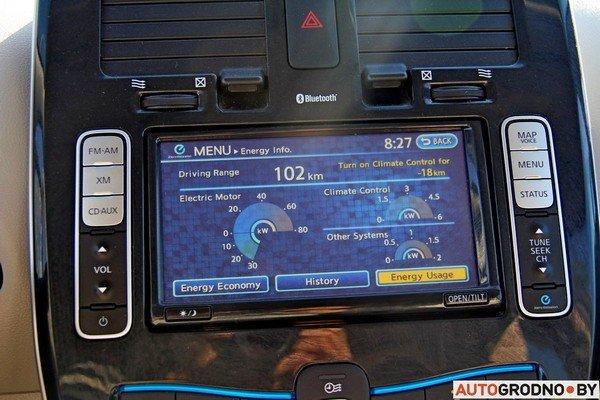 Гродненский водитель электроавтомобиля: за 100 км я плачу 12 тысяч рублей (фото) - фото 11
