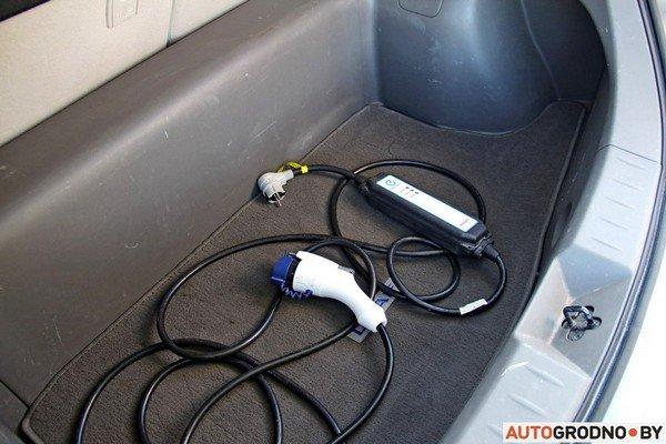 Гродненский водитель электроавтомобиля: за 100 км я плачу 12 тысяч рублей (фото) - фото 5