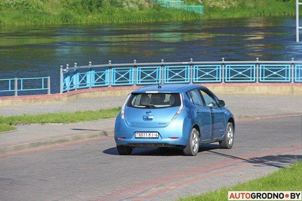 Гродненский водитель электроавтомобиля: за 100 км я плачу 12 тысяч рублей (фото) - фото 17