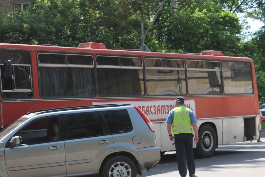 В Кривом Роге внедорожник врезался в автобус. Есть пострадавшие  (ФОТО), фото-19