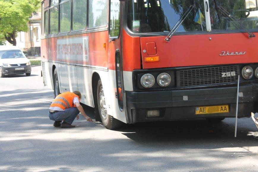 В Кривом Роге внедорожник врезался в автобус. Есть пострадавшие  (ФОТО), фото-7