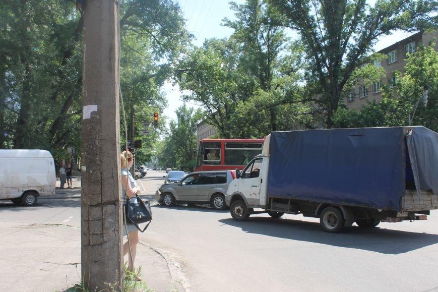 В Кривом Роге внедорожник врезался в автобус. Есть пострадавшие  (ФОТО), фото-20