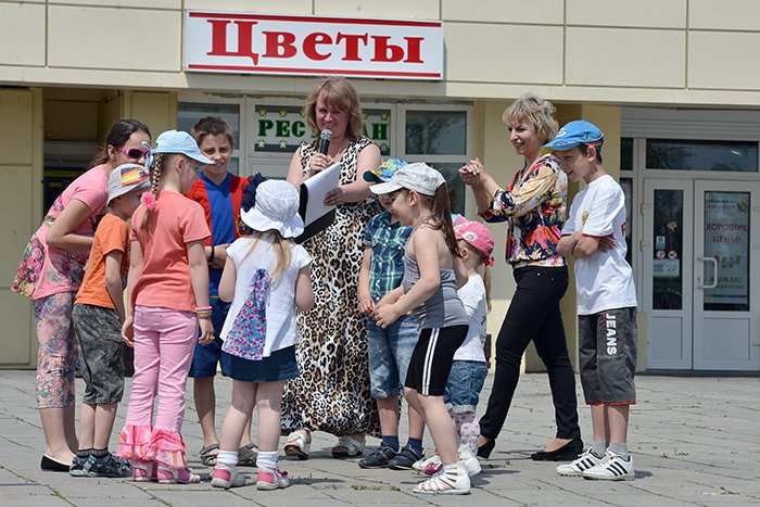 Перезагрузка. Торговый дом «Речицкий» стал большой игровой зоной для детей, фото-3