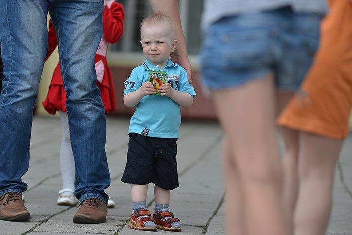 Перезагрузка. Торговый дом «Речицкий» стал большой игровой зоной для детей, фото-6