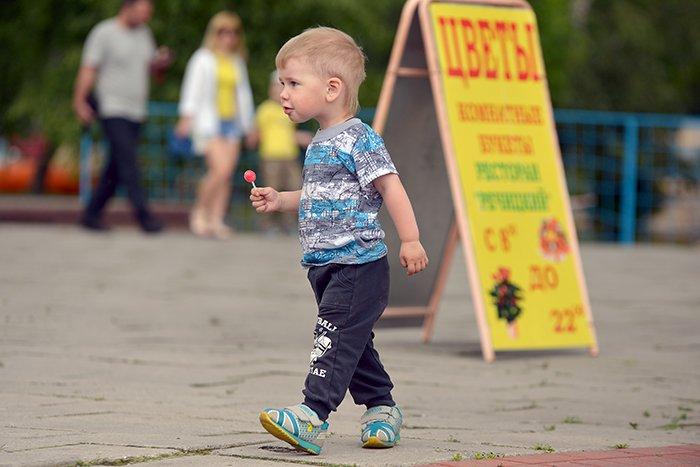 Перезагрузка. Торговый дом «Речицкий» стал большой игровой зоной для детей, фото-15