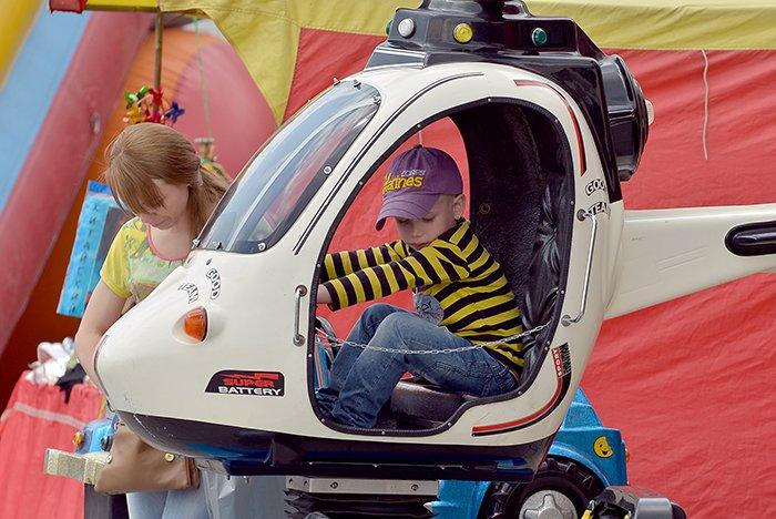 Перезагрузка. Торговый дом «Речицкий» стал большой игровой зоной для детей, фото-10