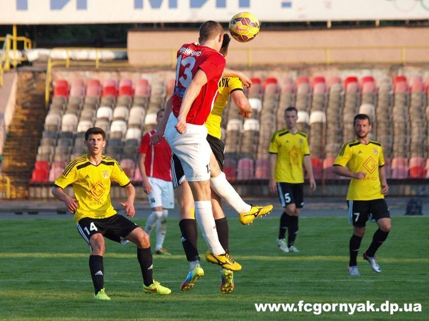 Впервые выступая в Первой лиге, криворожский клуб «Горняк» вошел в десятку сильнейших команд (ФОТО), фото-1