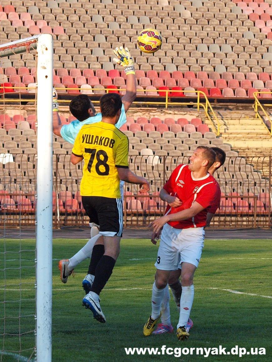 Впервые выступая в Первой лиге, криворожский клуб «Горняк» вошел в десятку сильнейших команд (ФОТО), фото-5
