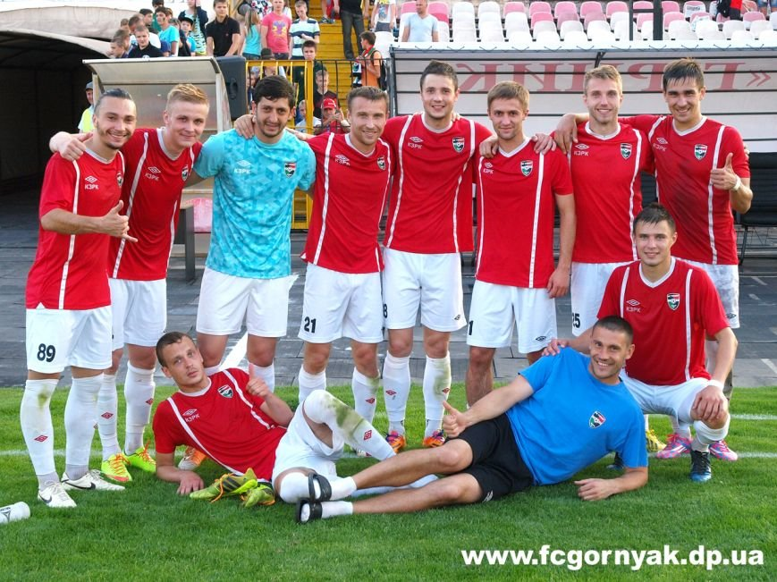 Впервые выступая в Первой лиге, криворожский клуб «Горняк» вошел в десятку сильнейших команд (ФОТО), фото-14