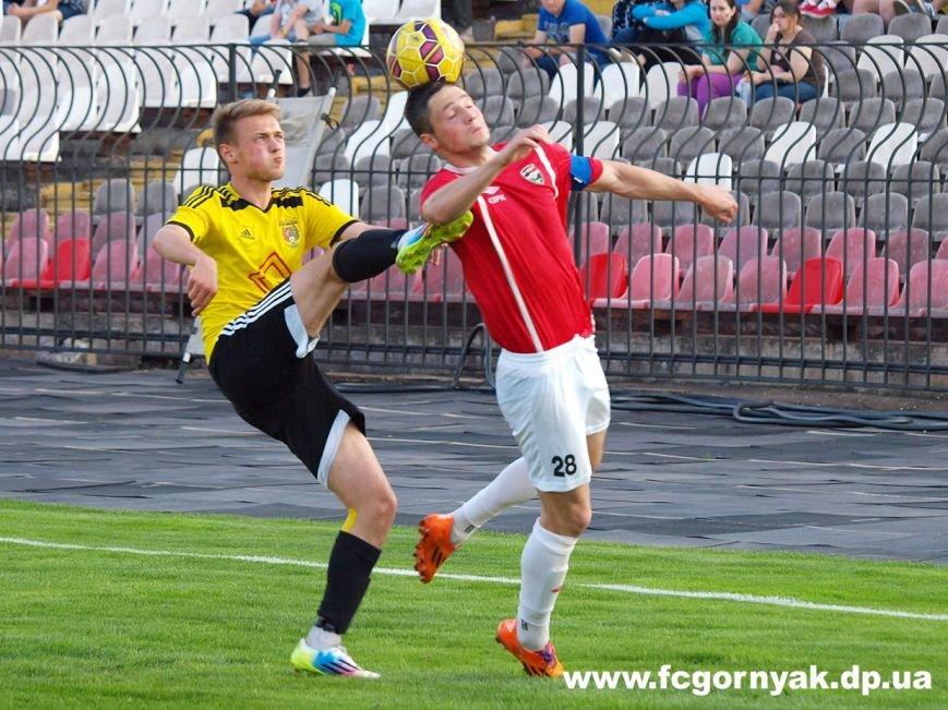 Впервые выступая в Первой лиге, криворожский клуб «Горняк» вошел в десятку сильнейших команд (ФОТО), фото-2