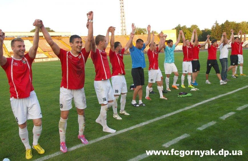 Впервые выступая в Первой лиге, криворожский клуб «Горняк» вошел в десятку сильнейших команд (ФОТО), фото-16