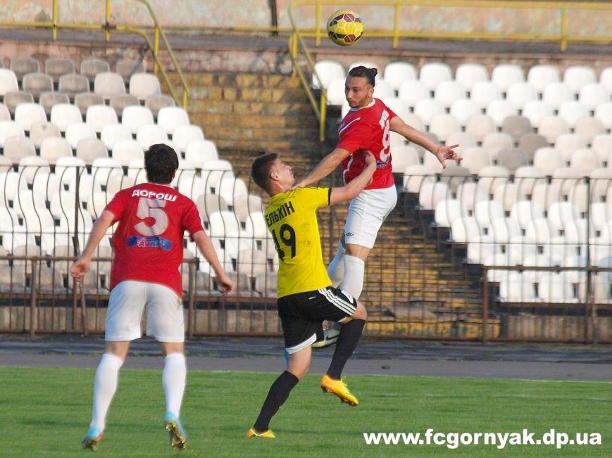 Впервые выступая в Первой лиге, криворожский клуб «Горняк» вошел в десятку сильнейших команд (ФОТО), фото-11